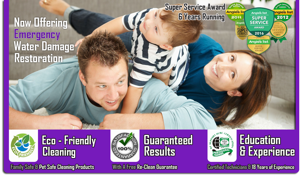1 Orlando Carpet Cleaning Company 100 Service Satisfaction