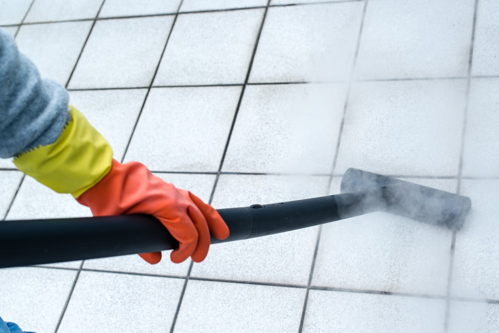 grout cleaning mistakes